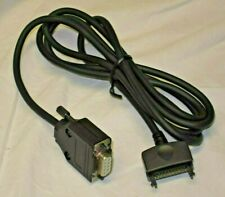 Palm V Hot Sync Serial Cable (not USB), 5' long, new old stock