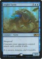 MTG Angler Turtle GP2/005 Core Set 2019 M19 PROMO Rare Blue FOIL NM/M SKU#242