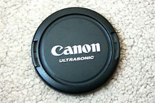 Canon 58mm Center Pinch USM Front Lens Cap for Canon 18-55mm Lens