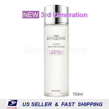 [ MISSHA ] Time Revolution The First Treatment Essence Intensive Moist 150ml NEW