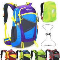 35L Internal Frame Hiking backpack Waterproof outdoor Men women travel Sport