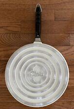 "Club Aluminum Cookware 10"" Almond Beige Tan Frying Skillet/Pan"
