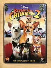 Beverly Hills Chihuahua 2 (DVD, Disney, 2011) - F0901