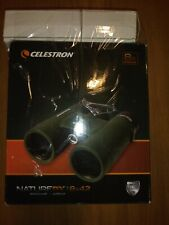 New Celestron Nature Dx 10x25 Binocular Green 71329