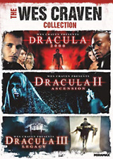 The Wes Craven Collection Dracula 2000 Dracula Ascension Dracula Legacy DVD