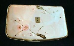 Kafuh Japan Cherry Blossom Soap Dish New