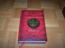 Diana Gabaldon - OUTLANDER 20th Anniversary Edition hardcover - rare