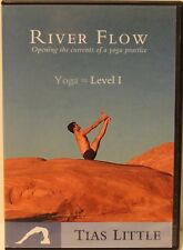 Yoga Level 1 River Flow opening the current of a yoga practice Tias Little DVD