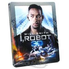 I, Robot (3D) [Steelbook] [Blu-ray] NEU / sealed / Lenticular Magnet
