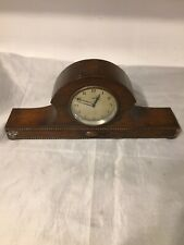 Vintage Old Mantel Clock 8 Days