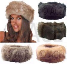 Unbranded Faux Fur Hats for Women