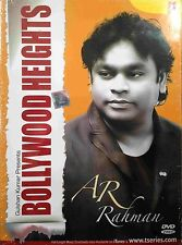 Bollywood Heights - A R RAHMAN - Original Bollywood Songs DVD ALL/0
