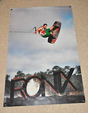 RONIX CHAD SHARPE DISTRICT BANNER Wakeboard With DECAL Stickers