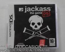 OCCASION: le Jeu JACKASS the game nintendo DS francais cascade johnny knoxville