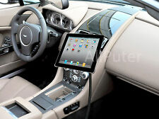 Flexible Car Floor Seat Bolt Mount Gooseneck Holder Stand for Apple iPad 4 3 2