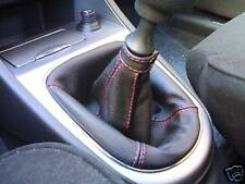 Alfa Romeo 147 Gt Shift Boot Brake Black Leather 2