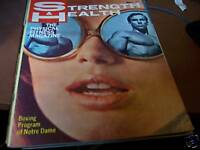 Strength & Health Magazine July 1969