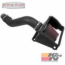 K&N COLD AIR INTAKE FOR 2015-2016 FORD F150 3.5L NON TURBO NO CARB 63-2596