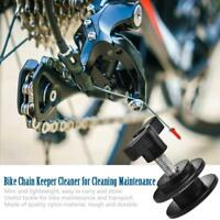 Bicycle Chain Keeper Holder Mountain Road Bike Fix Cleaning Tool Accessories SP