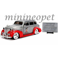 JADA 31091 HOLLYWOOD 20TH ANNIVERSARY 1939 CHEVY MASTER DELUXE 1/24 BETTY BOOP