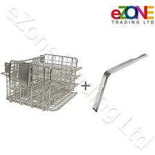 Henny Penny Frying Basket GAS Fryer Stainless Steel Hinged Shelves + Handle