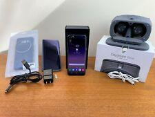 Samsung Galaxy S8+ and Google Daydream VR Headset Bundle