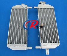 aluminum radiator Suzuki RM250 2-stroke 2001-2008 2002 2003 2004 2005 2006 2007