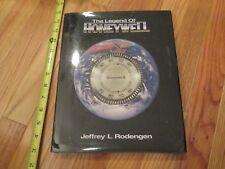 The Legend of Honeywell History Bussiness Jeffrey Rodengen Book