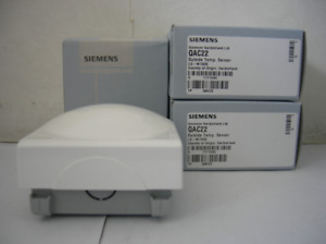 1PCS Siemens QAC22 Room Temperature Sensor In Box -New Free Shipping