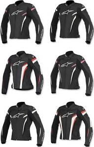 Alpinestars Women's Stella GP Plus R V2 Jacket - Motorcycle Street Bike Leather