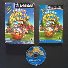 SUPER MONKEY BALL Nintendo GameCube NTSC JAPAN・❀・ARCADE PLATFORM SEGA GC
