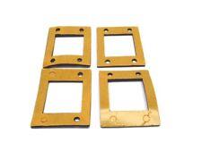 Lott of (4) Icotek KEL 8 Cable Entry Frame Gaskets