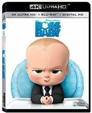 The Boss Baby 4K UltraHD+Blu-ray+Digital HD+Cover