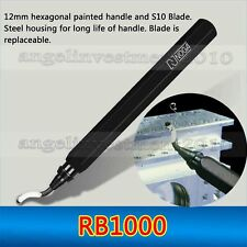 1 piece NOGA type RAPID BURR - RB1000 Deburring System tool with S10 blade
