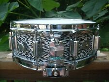 Vintage 60's Rogers Dyna Sonic Parts Hand Crafted 6-ply 5X14 Shell