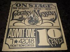 LOGGINS AND MESSINA - ON STAGE - DOUBLE (2) STEREO VINYL LP's VG+