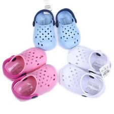 NEW Baby Boy Girl Everyday Stay-on Sandals Shoes 3-6 months *Blue or White*