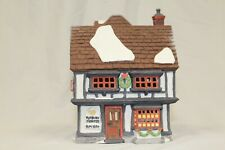 "Retired Department 56: Dickens' Village: ""Tutbury Printer"" #5568-9"