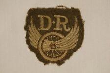 WW1 British Canadian CEF Dispatch Rider Trade Patch