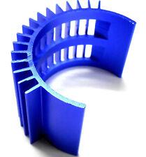 52505B 540 560 Motor RC Disipador térmico Enfriamiento Cabeza Azul De Ventilación