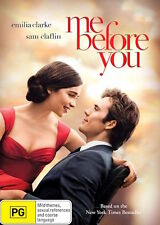 Me Before You : NEW DVD