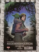 Star Wars Age of Resistance Special (2019) Marvel - #1, Zircher Variant, NM