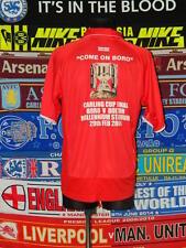 4/5 middlesbrough erwachsene xl 2003 cup football sweat shirt top soccer