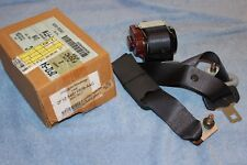 NOS 2001 03 FORD TAURUS MERCURY SABLE LH FRONT SEAT BELT AND RETRACTOR BLACK