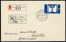 """Schweiz, ZÜRCHER SECHSELÄUTEN, """"SAPB 18.IV.48"""" Brief (1670016752)"""