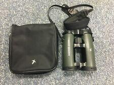 Swarovski EL 10 x 42 Binoculars Case Neckstrap Lens Caps - Excellent Condition