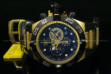 Invicta Men's Subaqua Noma IV SWISS MADE 18K Gold Plated Chrono S.S Strap Watch