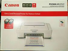Canon PIXMA MG2522 Wired All-in-One Color Inkjet Printer USB Connection