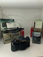Canon F-1 Camera /AE Finder FN