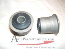 "1963-67  Chevrolet nova nos control arm bushings ""harris silent bloc"""
